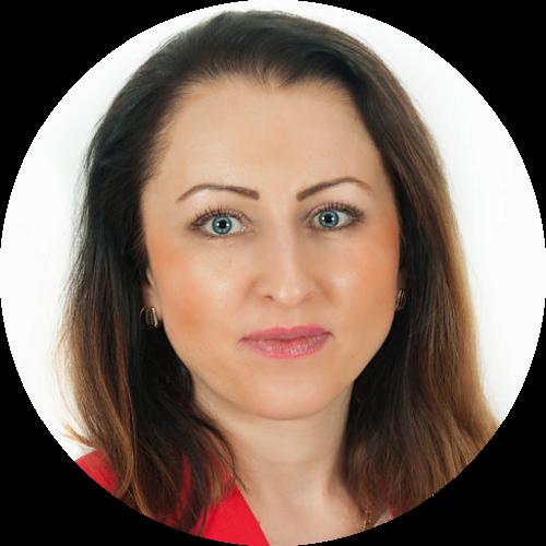 Светлана Маринова