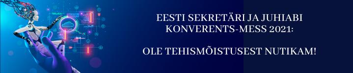 Eesti sekretäri ja juhiabi